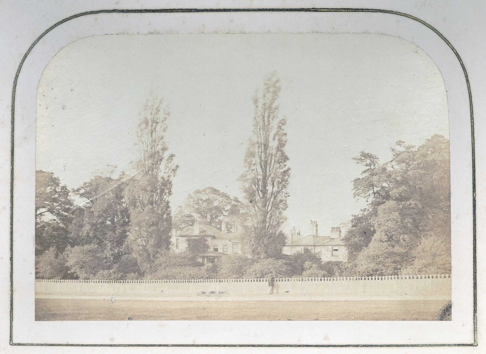 A view of P.L. from Richmond Park, 1864