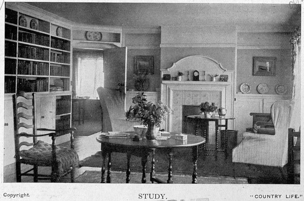 Sitting room or study